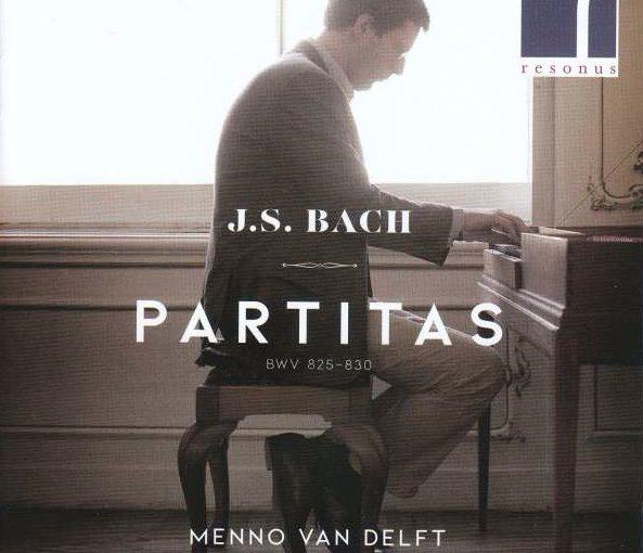J.S. Bach: Partitas BWV 825-830