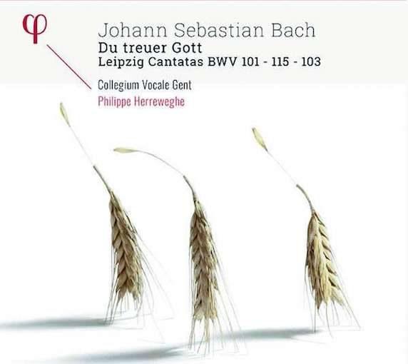 J.S. Bach: 'Du treuer Gott' – Leipzig Cantatas BWV 101, 115, 103