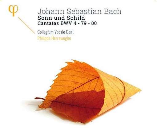 J.S. Bach: Sonn und Schild – Cantatas BWV 4, 79, 80