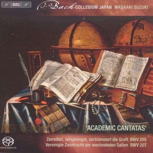 J.S. Bach: 'Academic Cantatas' BWV 205 & 207