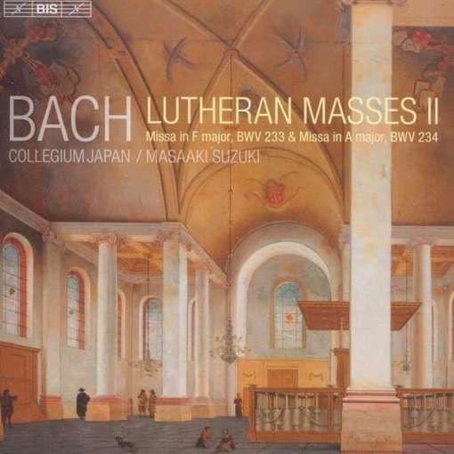 J.S. Bach: Lutheran Masses Vol. 2