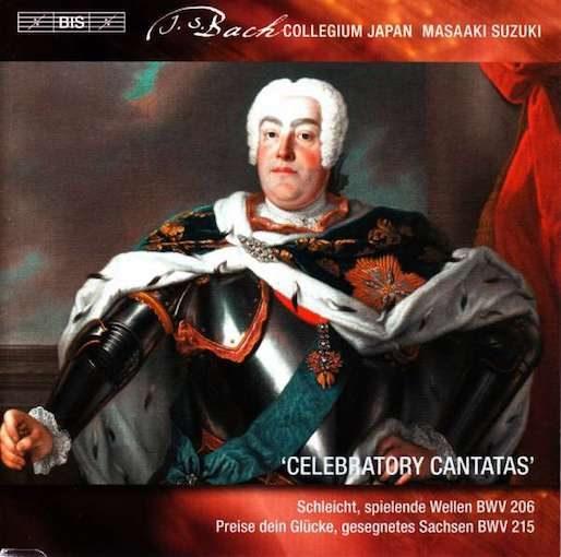 J.S. Bach: 'Celebratory Cantatas'