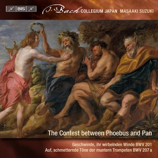 J.S. Bach: The Contest between Phoebus and Pan