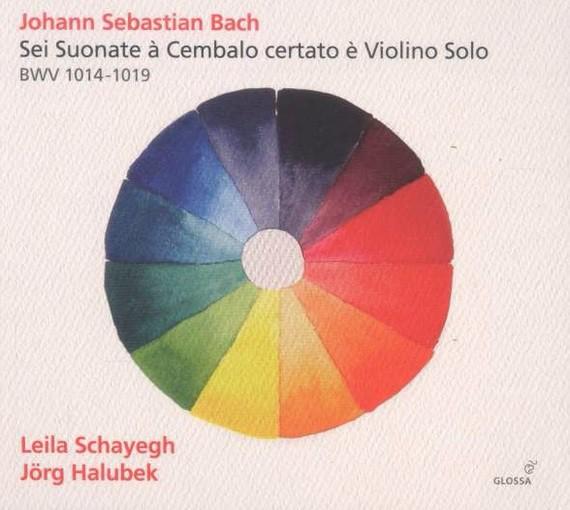 J.S. Bach: Sei suonate à cembalo certato è violino solo