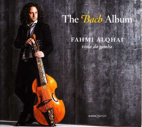 The Bach Album – Works of J.S. Bach Transcribed for Viola da Gamba