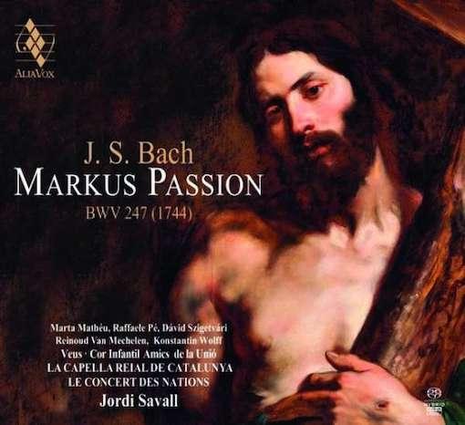 J.S. Bach: Markus Passion