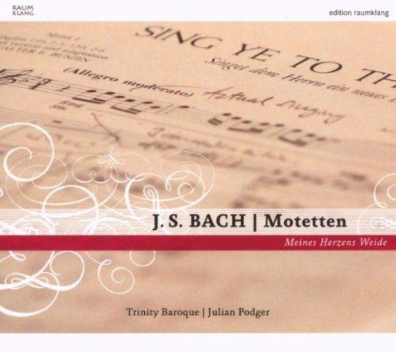 J.S. Bach: Meines Herzens Weide – Motetten