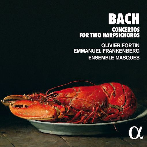 J. S. Bach: Concertos for two harpsichords