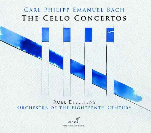 C.P.E. Bach: The Cello Concertos