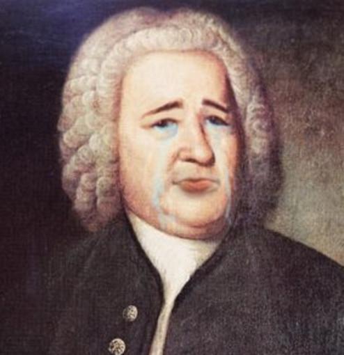 Bach van de week