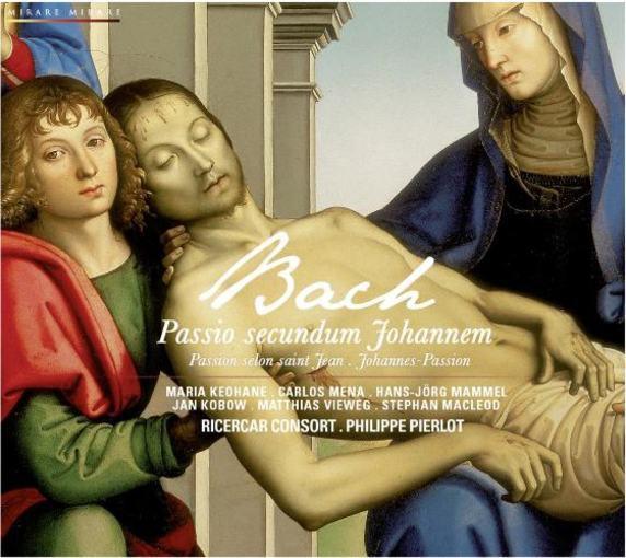 J.S. Bach: Passio secundum Johannem