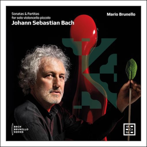 J.S. Bach: Sonatas & Partitas for solo violoncello piccolo