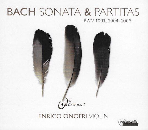 J.S. Bach: Sonata BWV 1001 & Partitas BWV 1004 & 1006