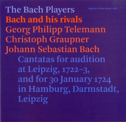 Bach and his Rivals