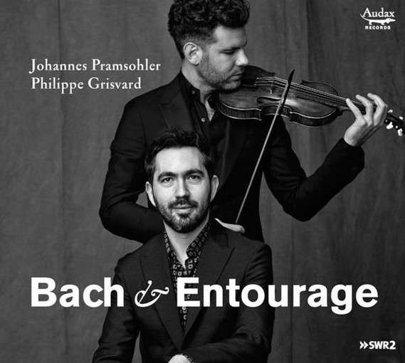 Bach & Entourage – Violin Sonatas from Bach's Circle