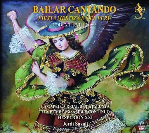 Bailar Cantando – Fiesta mestiza en el Perú