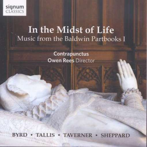In the Midst of Life – Music from the Baldwin Partbooks 1