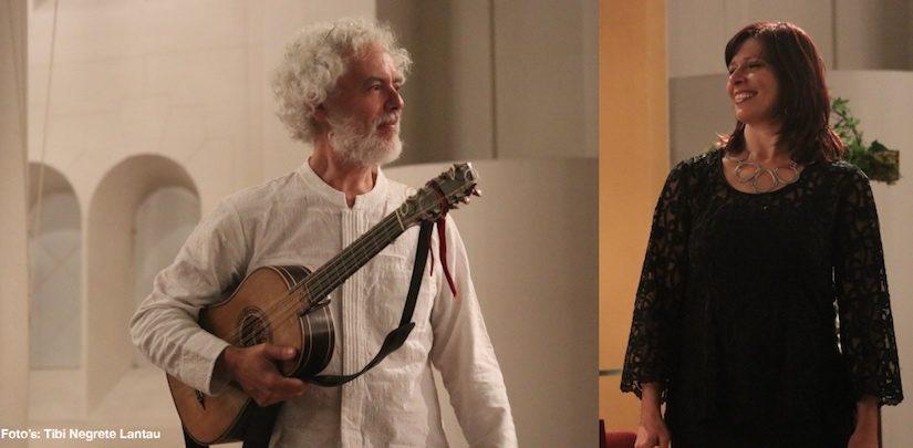 Bárbara Kusa & Eduardo Egüez geven opening Baarnse concertserie glans
