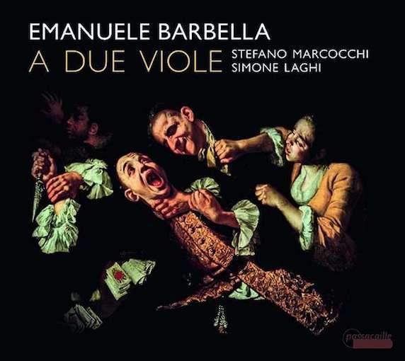 Barbella: Sei duetti a due viole