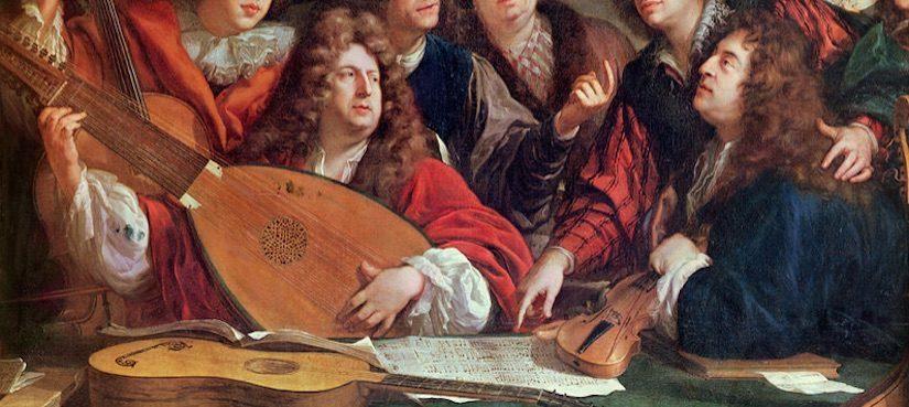Preludes Gids-cd: Robert de Visée, pièces pour la théorbe & la guitare