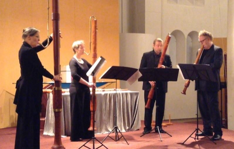Bassano Quartet in Baarnse Paaskerk