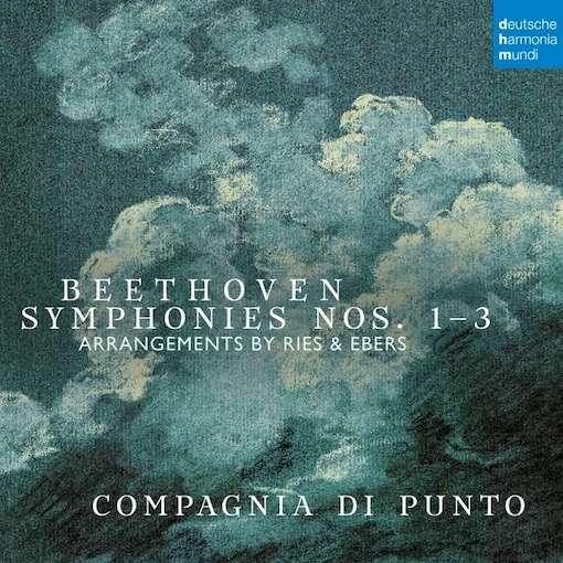 Beethoven Symphonies Nos. 1-3<EM> (arr. by Ries & Ebers)</EM>