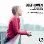 Coverafbeelding Beethoven Pashchenko Alpha