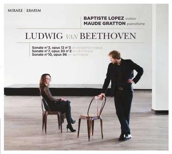 Beethoven: Violin Sonatas Nos. 3, 7, 10