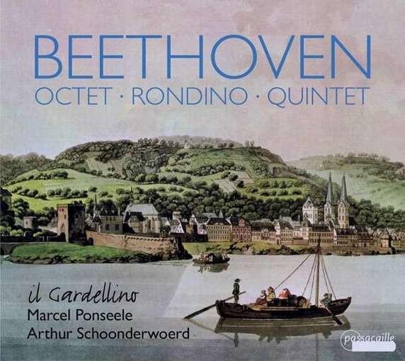 Beethoven: Octet, Rondino, Quintet