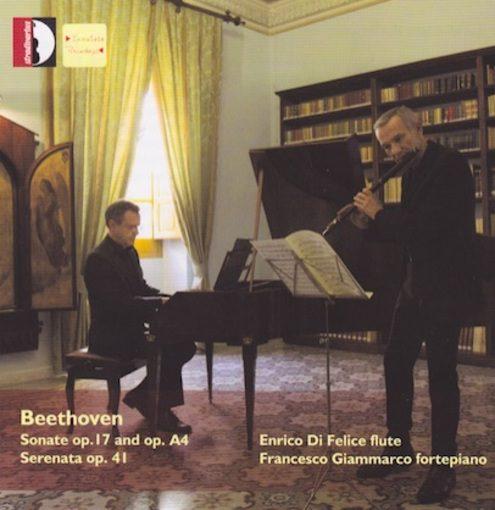 Beethoven: Fluitsonaten op. 17 & Anh 4, Serenade op. 41