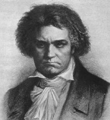 Mijn eerste Beethoven, van aardbeien en sperziebonen…