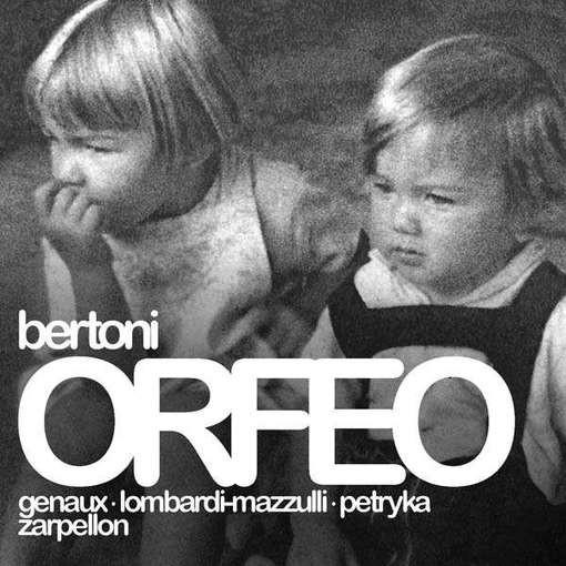Bertoni: Orfeo ed Euridice