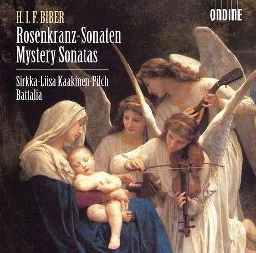Biber: Sonaten über die Mysterien des Rosenkranzes (Mystery Sonatas)