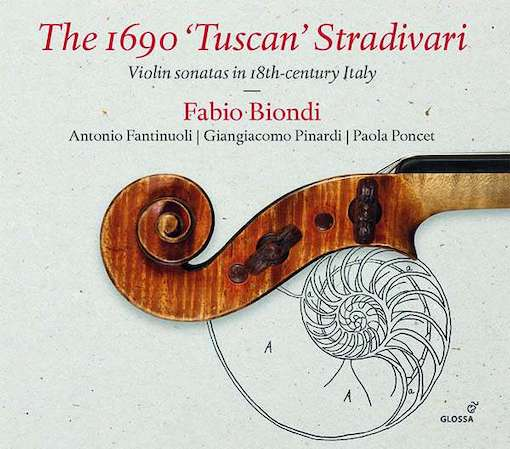The 1690 'Tuscan' Stradivari