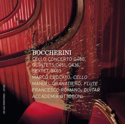 Boccherini: Cello Concerto G480, Quintets G451 & G436, Sextet G463