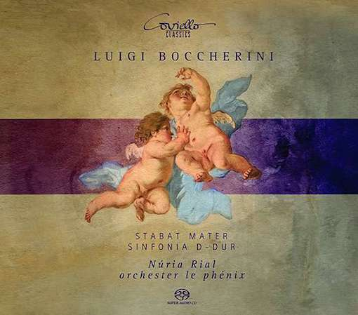 Boccherini: Stabat Mater, Sinfonia D-Dur
