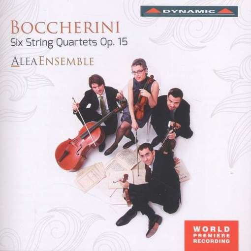 Boccherini: Six String Quartets Op. 15