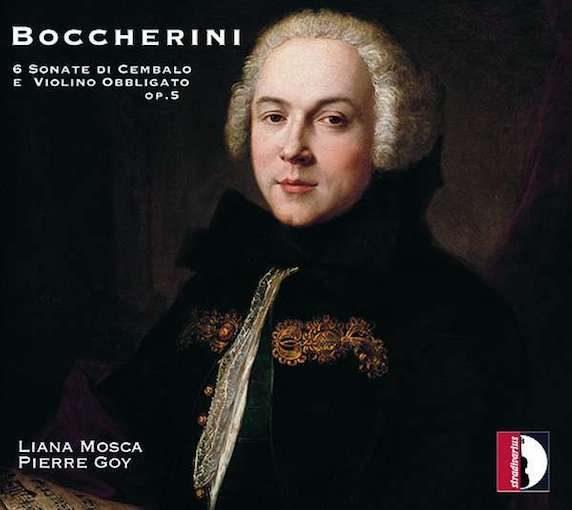 Boccherini: 6 Sonate di Cembalo e Violino Obbligato, Op. 5