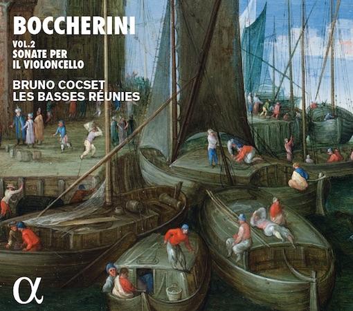 Boccherini: Sonate per il Violoncello e Basso, Vol 2