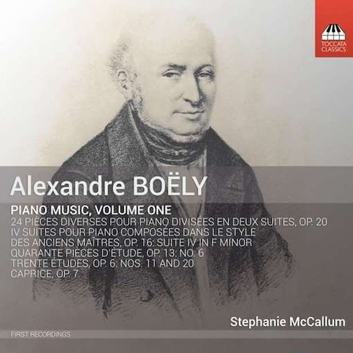 Boëly: Piano Music, Vol. 1