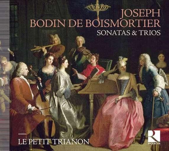 Boismortier: Sonatas & Trios from Op. 37, 41 & 50