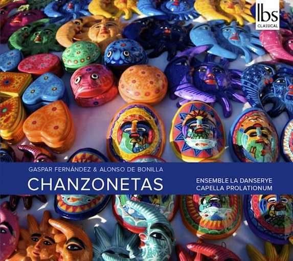 Fernández & Bonilla: Chanzonetas