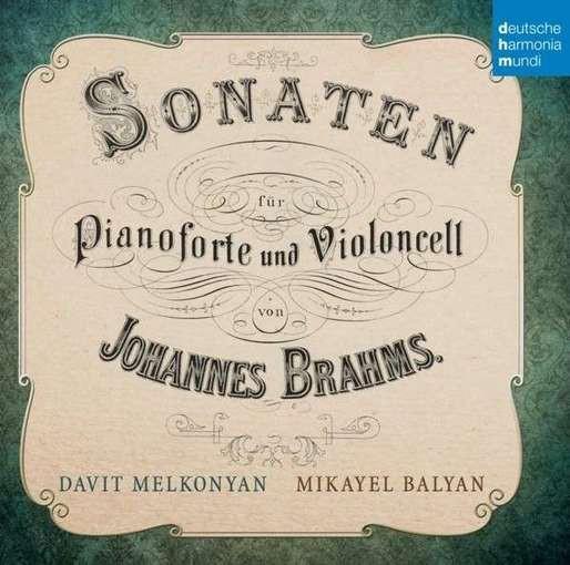 Brahms: Sonaten für Pianoforte & Violoncell