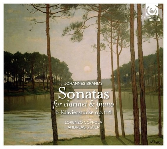 Brahms: Sonatas for Clarinet & Piano