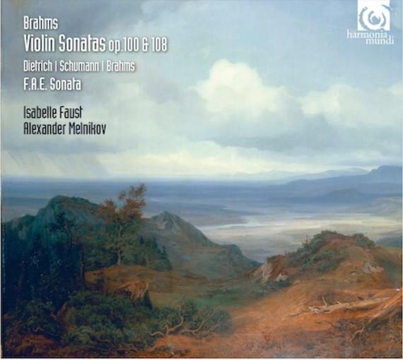 Brahms, Schumann, Dietrich: Violin Sonatas