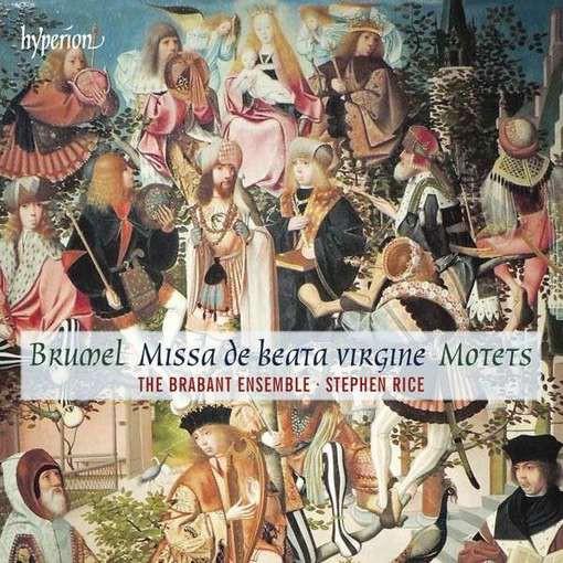 Brumel: Missa de beate virgine, Motets