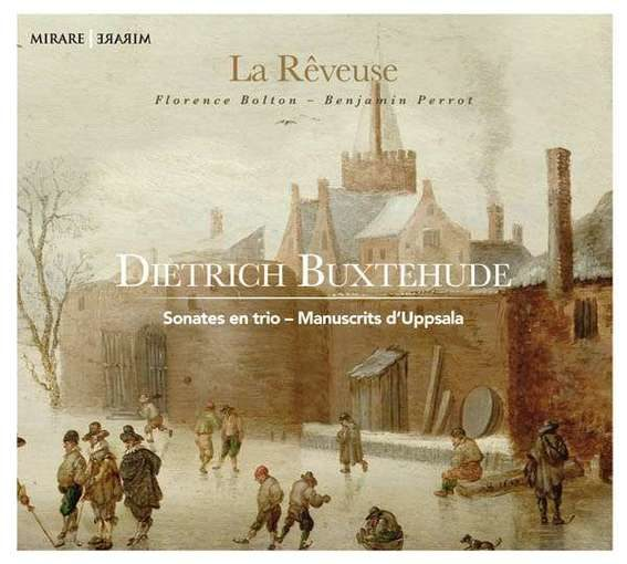 Buxtehude & Becker: Sonates en trio – Manuscrits d'Uppsala