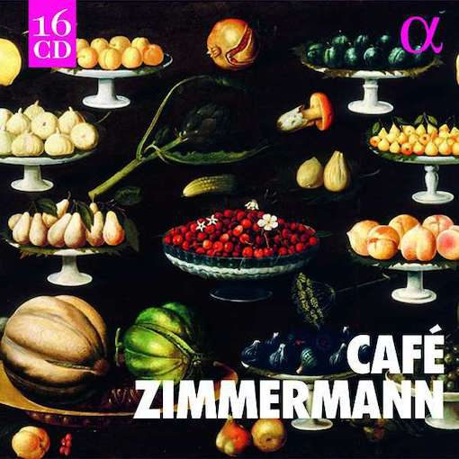 Café Zimmermann (16-cd-set)