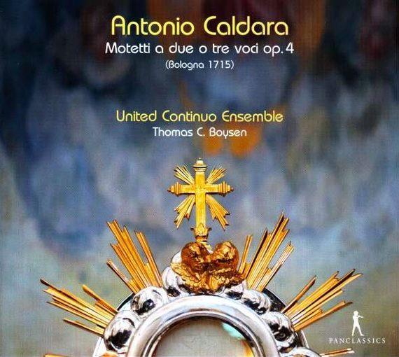 Caldara: Motetti a due o tre voci Op. 4