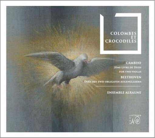 Colombes et Cocodriles
